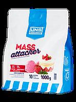UNS Mass Attacker 1000 g (Клубничное мороженое)