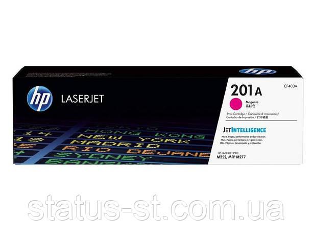 Заправка картриджа HP 201A Magenta CF403A для принтера Color LJ Pro M277dw, M277n, M252dw, M274n, M252, фото 2