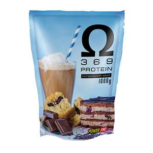 Протеїн Power Pro Protein Omega 3*6*9 1 кг