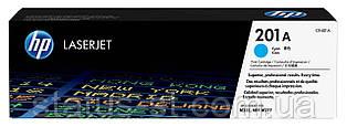 Заправка картриджа HP 201A Cyan CF401A для принтера Color LJ Pro M277dw, M277n, M252dw, M274n, M252n