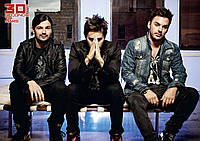 Плакат 30 Seconds To Mars 05