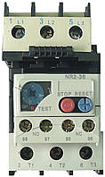 Реле теплове Промфактор РТ 2М-25, 1.6-25А, 1NO+1NC, вбудовані та автономні
