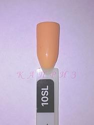 Гель-лак для ногтей KODI SALMON 10SL, оттенок лососевого 8мл