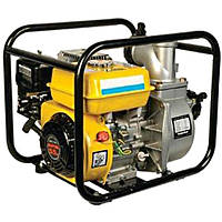 Мотопомпа для грязной воды  Энергомаш 750 л/мин, напор 25м, 3 дюйма (76 мм)