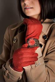 Женские кашемировые перчатки