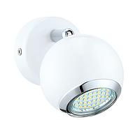 Светильник настенный 3W IP20 GU10 BEMIDA 1 Eglo