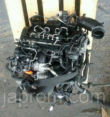 Мотор (Двигун) VW Passat Eos Jetta 2.0 TDI CBB 2011r