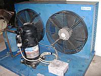 Холодильное и морозильное промышленное оборудование COPELAND CARRIER BITZER BOCK Б/У. Агрегаты и воздуходувы.