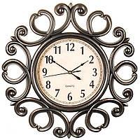 """Часы настенные """"Ажур"""", 51 см."""