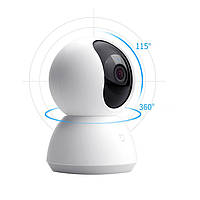 Поворотная IP камера XIAOMI MIJIA 360 1080p оригинал ночное виденье