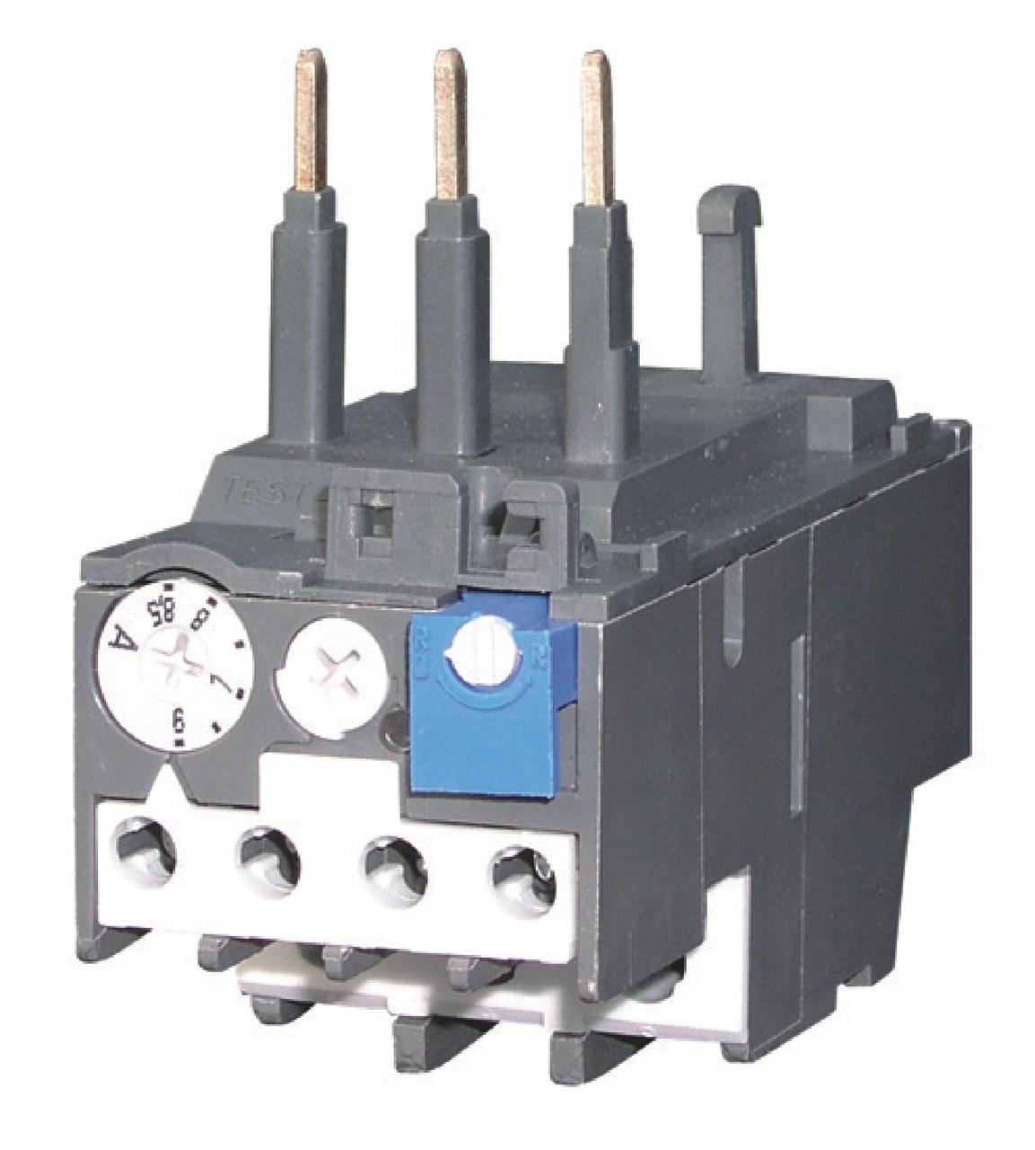 Реле теплове Промфактор РТ 2М-32, 0.1-32А, 1NO+1NC, вбудовані та автономні