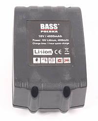 Аккумулятор для ключа батареи 18V Li Ion 4AH