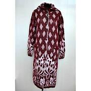 Пальто вязаное женское