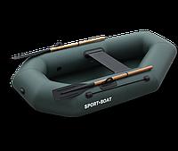 Надувная гребная лодка Sport-Boat Cayman C 210