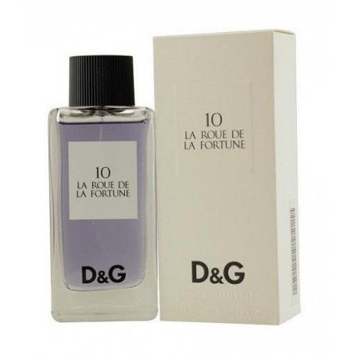 Туалетна Вода Для Жінок Dolce&Gabbana Anthology La Roue De La Fortune 10