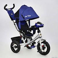 Велосипед трехколёсный Best Trike 5230 Синий