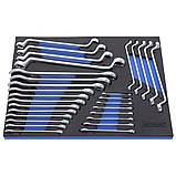 Візок 6 полиць з набором інструменту 230 предметів ANDRMAX, фото 4