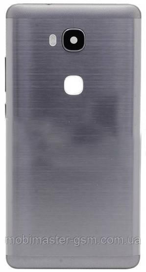 Задняя крышка Huawei Honor 5X (KIW-L21), Honor X5, GR5 серая