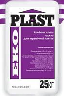 Клей т.м. PLAST «EKO» для керамической плитки простой