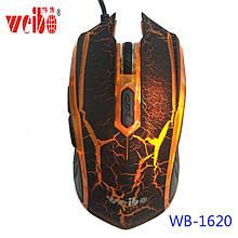 Мышь проводная Weibo WB-1620
