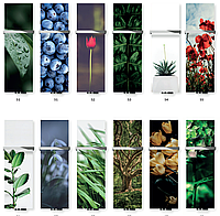 TERMA Дизайн радиатор Case Slim 1810*520, стекло/графика Nature