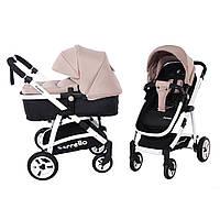 Детская универсальная  легкая коляска-трансформер 2 в 1 Fortuna CARRELLO CRL-9001