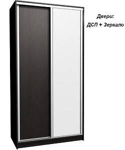 Шкаф-купе 2-х дверный 900х450х2100