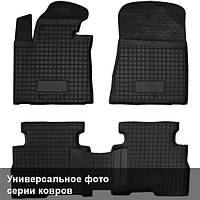 Резиновые коврики Avto-Gumm для VW T 5 (2010>) Transporter 1+1