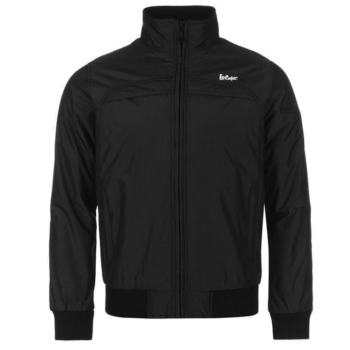 Мужская куртка бомбер Lee Cooper оригинал J0021