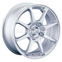 Литые диски CAM 243A R14 W6 PCD4x98 ET38 DIA58.6 (silver)