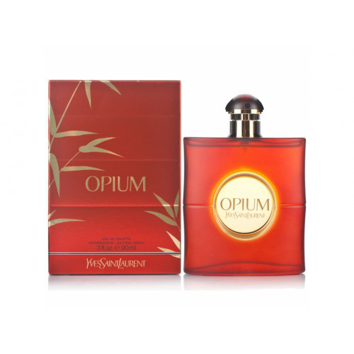 Парфюмированная Вода Для Женщин Yves Saint Laurent Opium Red