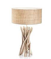 Настольная лампа Driftwood TL1. Ideal Lux