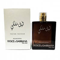 Tester Мужской Dolce&gabbana The One Royal Night Exclusive Edition 100 Мл.