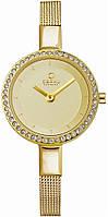 Жіночий класичний годинник Obaku V129LEGGMG