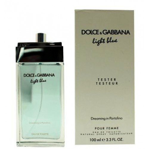 Tester Жіночий Dolce & Gabbana Light Blue Dreaming In Portofino