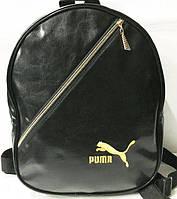 Дешевые рюкзаки Puma опт (черный)30*36, фото 1