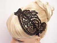 Веночек. Аксессуар для волос кружево, цветы. Повязка для волос.