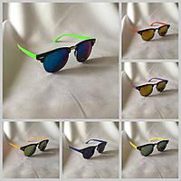 Солнцезащитные очки детские Clubmaster опт