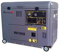 Дизельный генератор 5 кВт MDA7500SE Matari, фото 1
