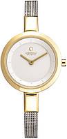 Жіночий класичний годинник Obaku V129LXGIMC