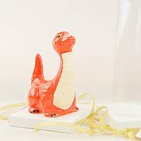 """Шоколадная фигура """"Огненный Дракон"""" КЛАССИЧЕСКОЕ сырье. Размер: 170х95х130мм, вес 600г, фото 1"""