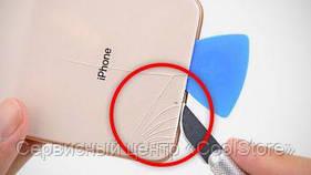 Замена экрана и задней панели iPhone 8 в Донецке