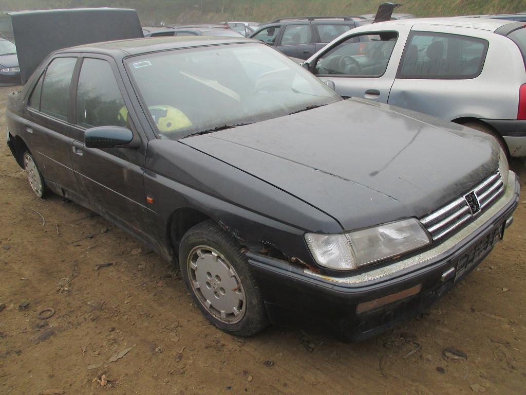 Авто під розбірку Peugeot 405 2.0