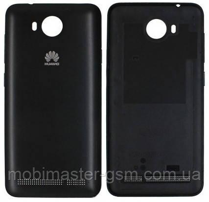 Задняя крышка Huawei Y3 II 2016 черная