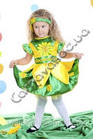 Карнавальний костюм Соняшник дівчинка