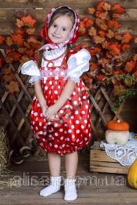 Карнавальний костюм Матрьошка, Машенька