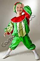 Карнавальный костюм Арбуз атлас, фото 1