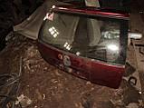 Б/у кришка багажника для Opel Corsa, фото 4