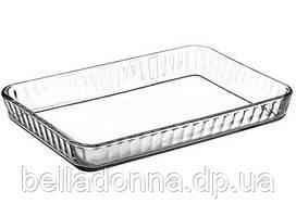 Форма для запекания 3,8 л (40 x 27 см) жаропрочное стекло Borcam 59204