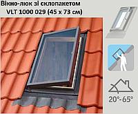 Вікно-люк VLT (45x73 см) , фото 1